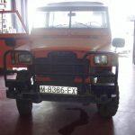Land Rover Santana Ligero ladrillo